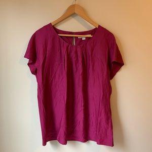 🤩 SALE! Boden Short Sleeved Blouse